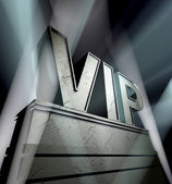 VIP sign — Stock Photo