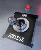 Job or Jobless — Stock Photo