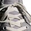 Shoe and shoelace — Stock Photo