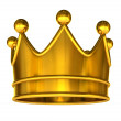 Royalty-Free Stock Photo: Golden Crown