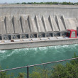 Hydroelectric Power Station — Stock Photo