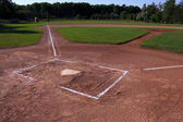 Baseball Field — Stock Photo