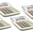Stock Photo: Calculators