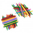 Stock Photo: Colour Pencils