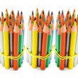 Colour Pencils — Stock Photo #3212412