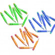 Short Pencils - Foto de Stock