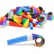 Party Blowers — Foto de Stock