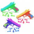 Toy Guns with Rubber Bullets - Stock Photo