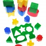 Shape Sorter Toys — Stock Photo #3212569