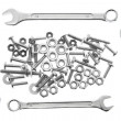 Spanners, Nuts and Bolts — Foto de Stock