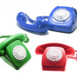 Royalty-Free Stock Photo: Telephones