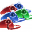 Telephones — Stock Photo