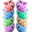 Piggy Banks — Stock Photo #3214188