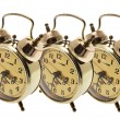 Alarm Clocks — Stock Photo