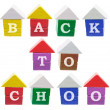 Back to School  Concept — Foto Stock