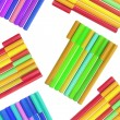 Colouring Pens — Stock Photo #3215335