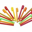 Colouring Pens - Foto de Stock