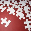 Jigsaw Puzzle Pieces — Stock Photo #3216301