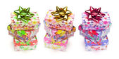 Gift Parcels — Stock Photo