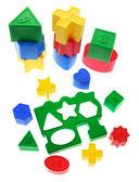 Shape Sorter Toys — Stock Photo