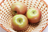 Fuji Apples — Stock Photo