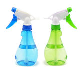 Spray Bottles — Stock Photo