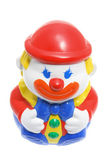 Roly-Poly Toy Clown — Stock Photo