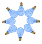 Light Bulbs — Stock Photo