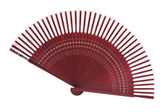 Chinese Folding Fan — Stock Photo