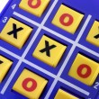 Stock Photo: TicTac Toe Game