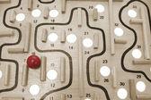 Maze Game — Stock Photo