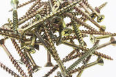 Pile of Screws — Stock Photo