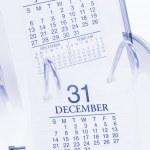 Desk Calendars — Stock Photo