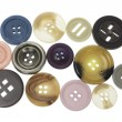 Assortment of Buttons — Foto de Stock