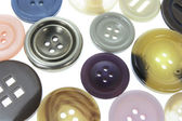 Assortment of Buttons — Stock Photo