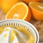 Orange 3 — Stock Photo
