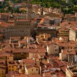 An aerial view to old town, Florence. — Stock Photo #2779397