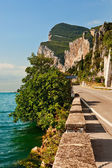 Garda Lake. — Stock Photo