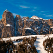 Royalty-Free Stock Photo: Corvara, Alta Badia.
