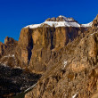 Sella Ronda, Dolomites, Italy. — Stock Photo