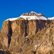 Sella Ronda rocks, Dolomites, Italy. — Stock Photo
