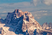 Pelmo mountain, Dolomites, Italy. — Stock Photo