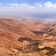 Coastline view at Lanzarote. — Stock Photo