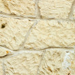 Limestone wall. — Stock Photo