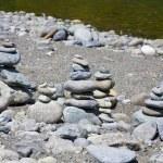 Stacked Rocks — Stock Photo