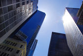 Office modern buildings — Stock Photo