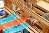 Vintage weaving — Foto de Stock