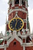 The Kremlin Spasskaya tower — Zdjęcie stockowe