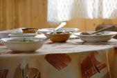 Kırsal tarzı yemek — Stok fotoğraf