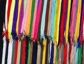 Molti colorati lacci — Foto Stock